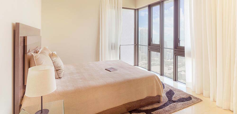 Lodha Allura Ready Residence –Bedroom