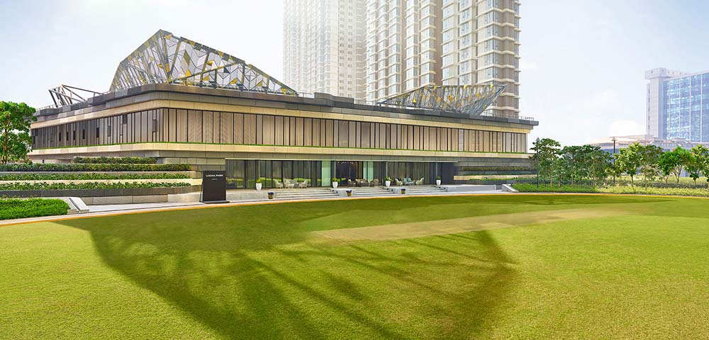 The Jewel –50,000 Sq.Ft. Clubhouse