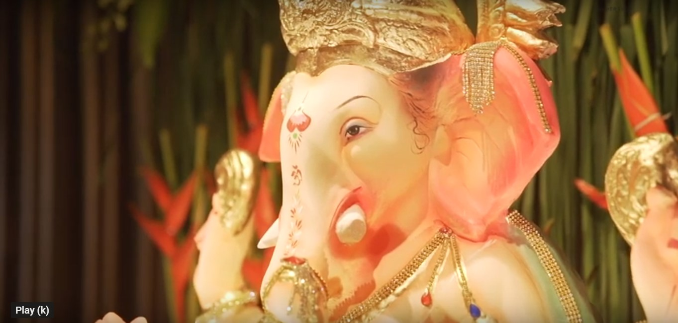 Ganesha Chaturthi Celebrations at Lodha Park