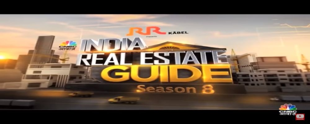 "Lodha Sterling features on CNBC Awaaz's show ""India Real Estate Guide"""