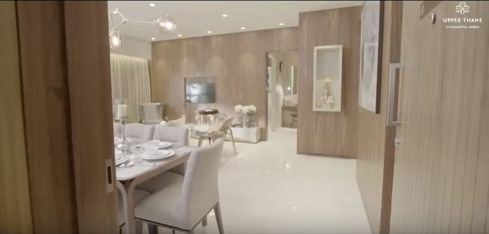 Upper Thane | Show Residence Tour | 3 Bed Residence